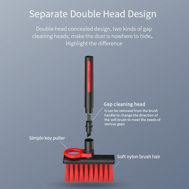 4-in-1 Computer Cleaning Brush