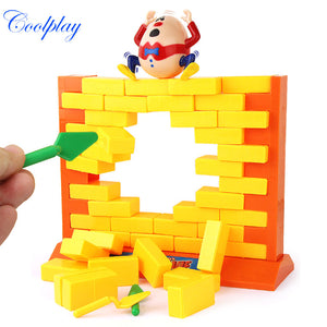 Humpty Dumpty's Wall Game
