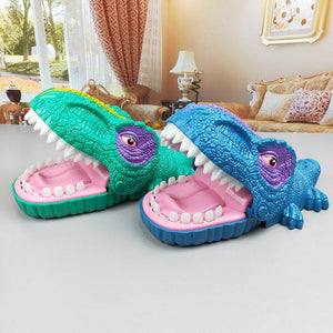Crazy Dinosaur LED Teeth Game Toy