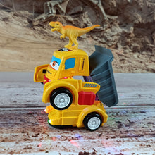 Load image into Gallery viewer, DinoDriver™ Transforming Vehicle LED Toy