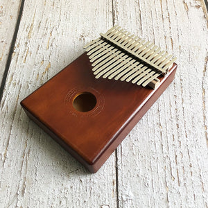 17-Key Kalimba Thumb Piano