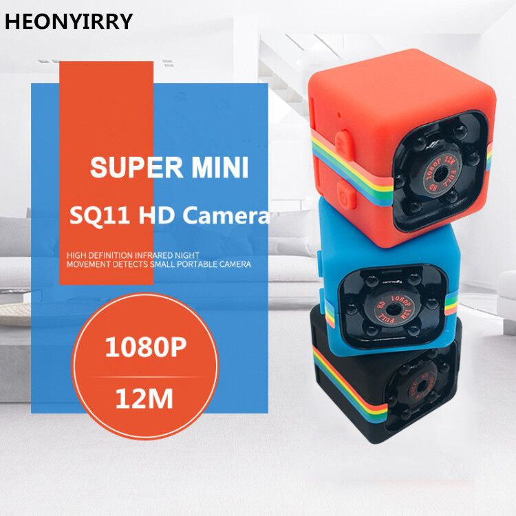 Mini HD Camcorder 1080p