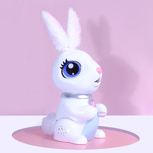 Smart Hungry Bunny Interactive Toy