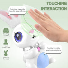 Load image into Gallery viewer, Smart Hungry Bunny Interactive Toy