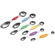Load image into Gallery viewer, Magnetic Measuring Spoon (Set of 6)