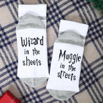 Muggle in the Streets, Wizard in the Sheets Socks