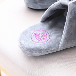 Peek-a-Boo Elephant Slippers