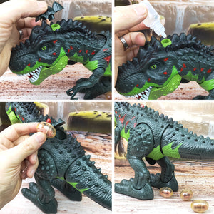Remote Control Walking T-Rex Toy