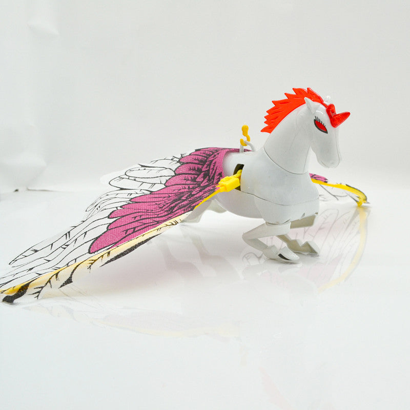 Flying Unicorn with Music