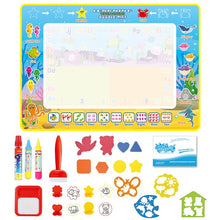 Load image into Gallery viewer, Reusable Aqua Magic Doodle Mat