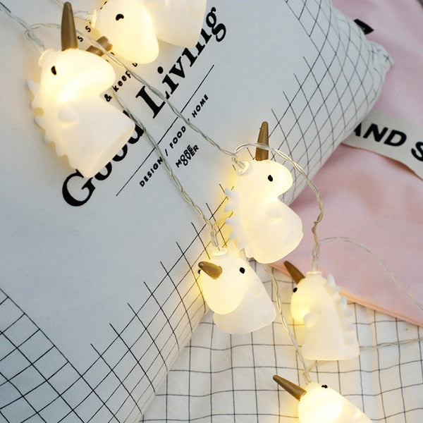 Unicorn LED String Lights