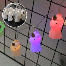 Load image into Gallery viewer, Unicorn LED String Lights