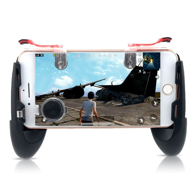 3-in-1 Mobile Game Controller Grip
