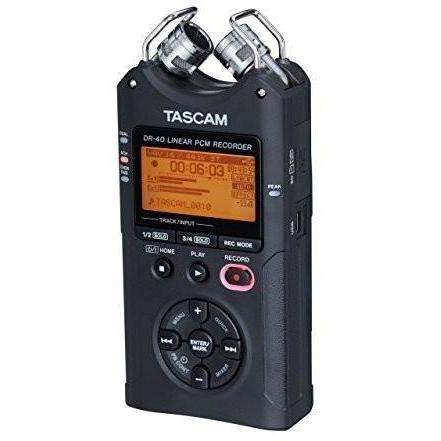 Registratore - Tascam DR-40 Version 2 Portatile - 66x100