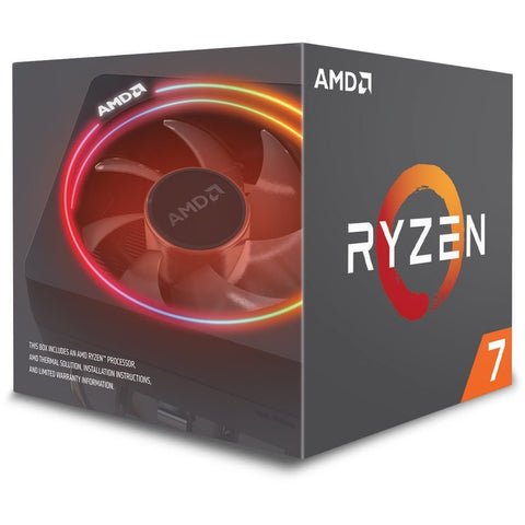 CPU AMD - Ryzen 2 - Processore 66x100