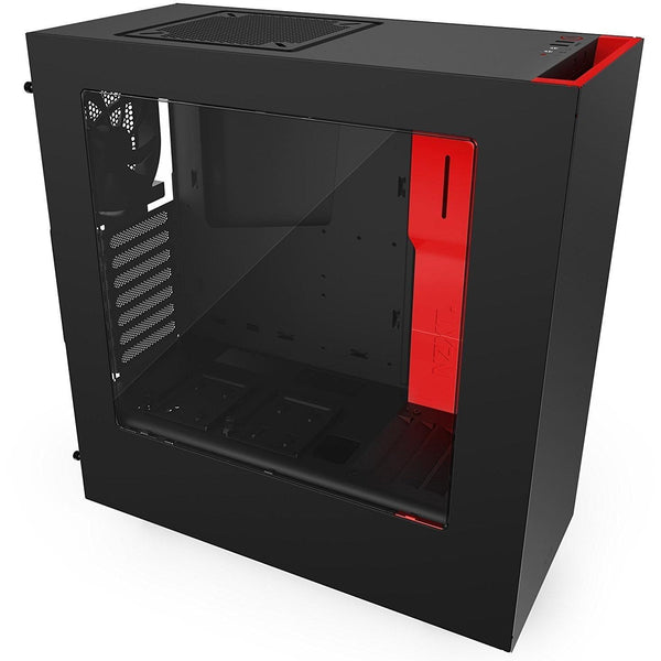 Case - NZXT S340 Mid Tower - 66x100