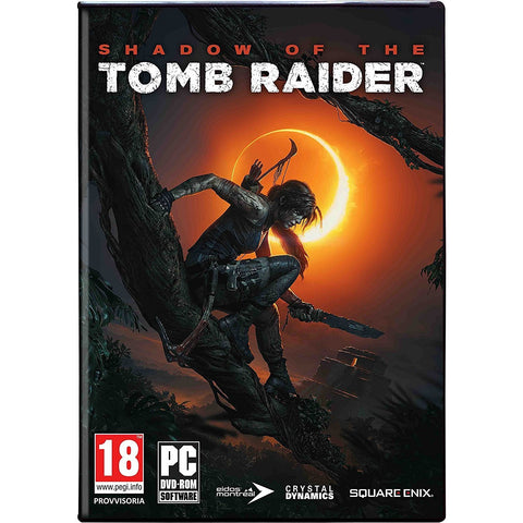 Shadow of the Tomb Raider - Videogioco 66x100