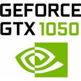 GPU - NVIDIA GeForce GTX 1050 - Scheda Video 66x100