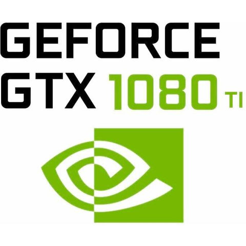 GPU - NVIDIA GeForce GTX 1080 Ti - Scheda Video 66x100