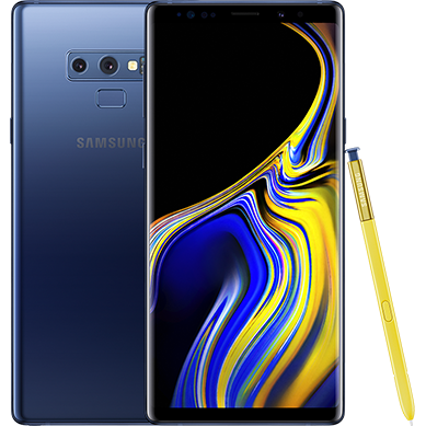 Samsung Galaxy Note 9 - 66x100