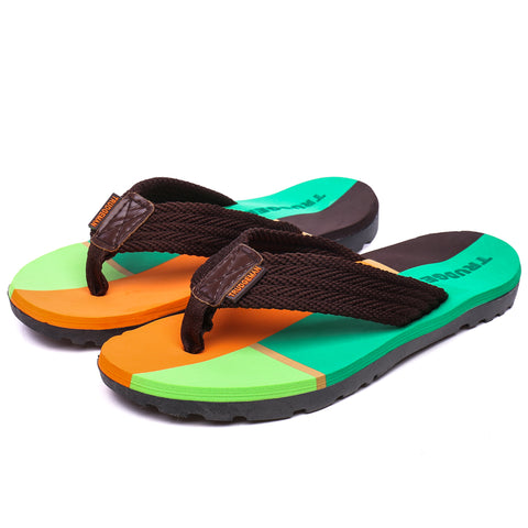 Couple Women Slippers Flip Flops Summer Beach soft Shoes Slides Unisex Flats Sandals