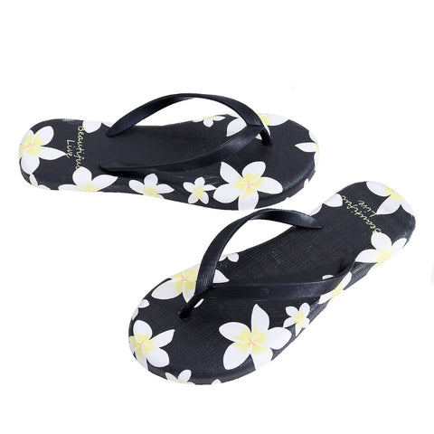 2017 Women's Summer Beach Flip Flops Women Shoes Slippers Fashion Designer New Lady Slippers Casual Flat Heel Shoes
