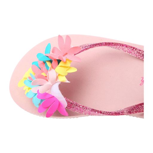 Billieblush Accessoires Tongs rose pâle  -  Light Pink Flip-Flops