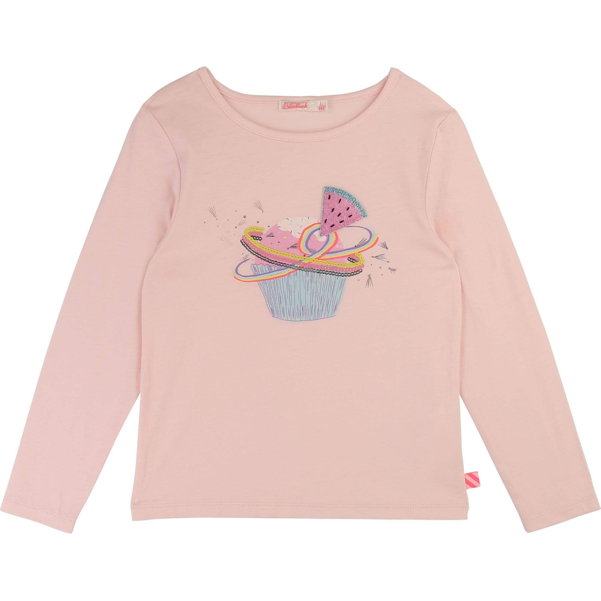 Billieblush Chandails T-shirt en jersey coton