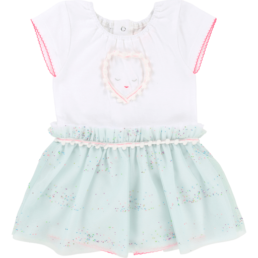 Billieblush Ensembles 18M / Blanc Ensemble combi-court Cute set
