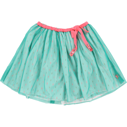 Billieblush Jupes 10Y / Vert Jupon menthe Mint tulle skirt