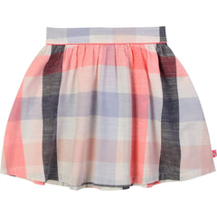 Billieblush Jupes Jupe à carreaux Plaid skirt