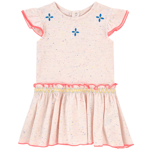 Billieblush Robes 3Y / Rose Robe rose pale Light pink dress