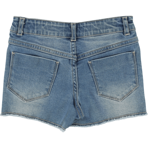 Billieblush Shorts 12Y / Bleu Short en denim Denim shorts