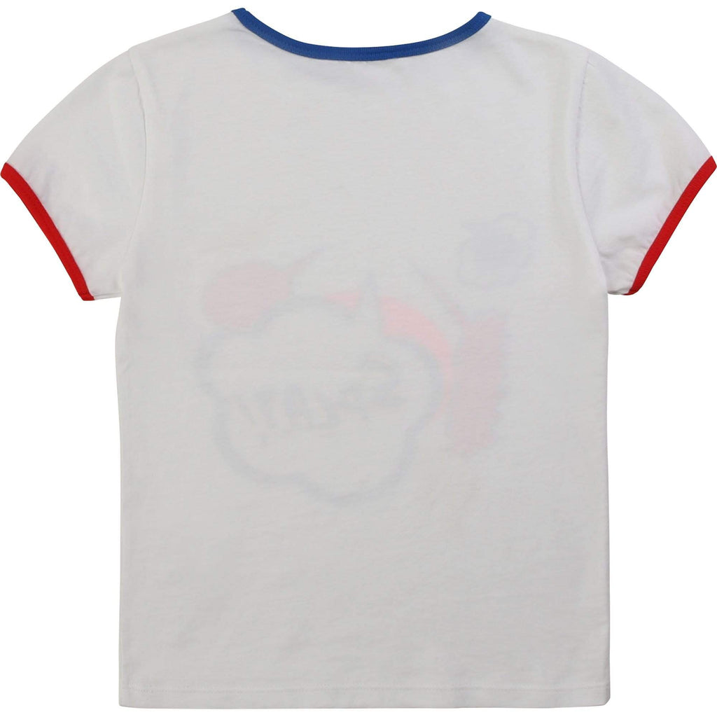 BillyBandit Chandails Chandail rétro Retro t-shirt