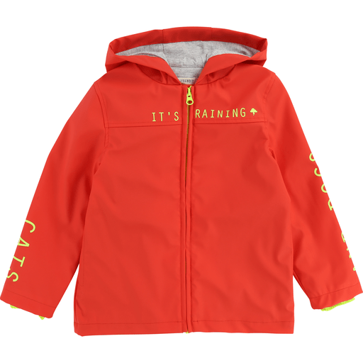 BillyBandit Manteaux 12Y / Orange Jacket orange flash Bright orange jacket