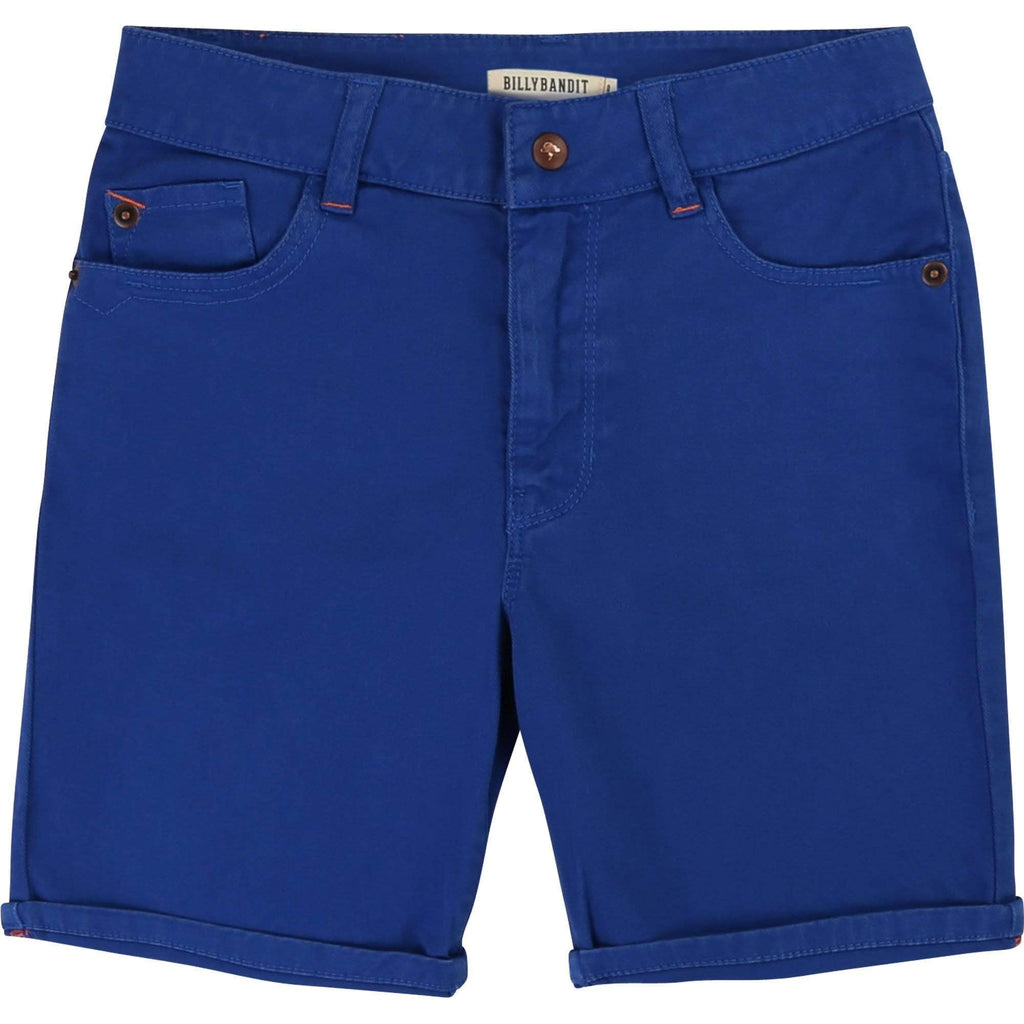 BillyBandit Shorts Bleu / 4Y Short bleu Blue shorts