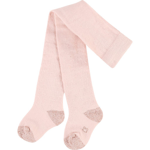 Carrément Beau Accessoires 2Y / Rose Collant rose pales Light pink tights