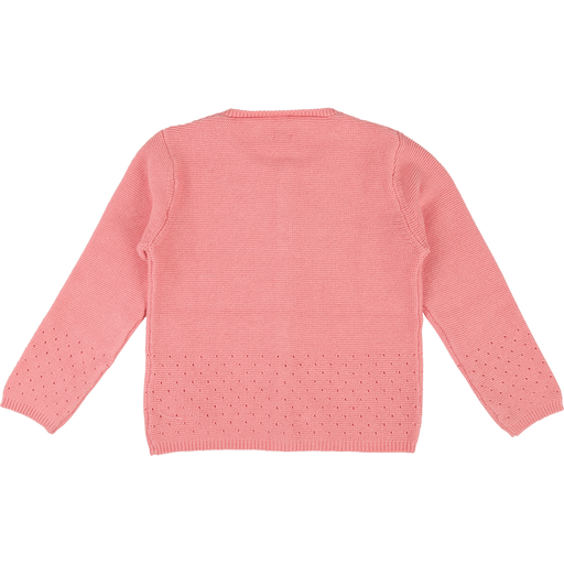 Carrément Beau Cardigans 12Y / Rose Cardigan rose Pink cardigan