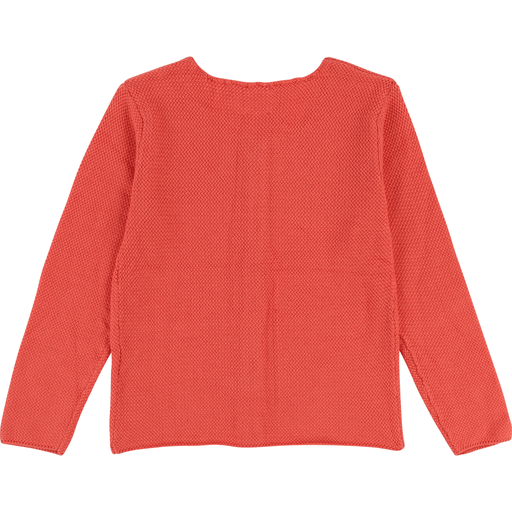 Carrément Beau Cardigans 12Y / Rose Cardigan tricot Cardigan tricot