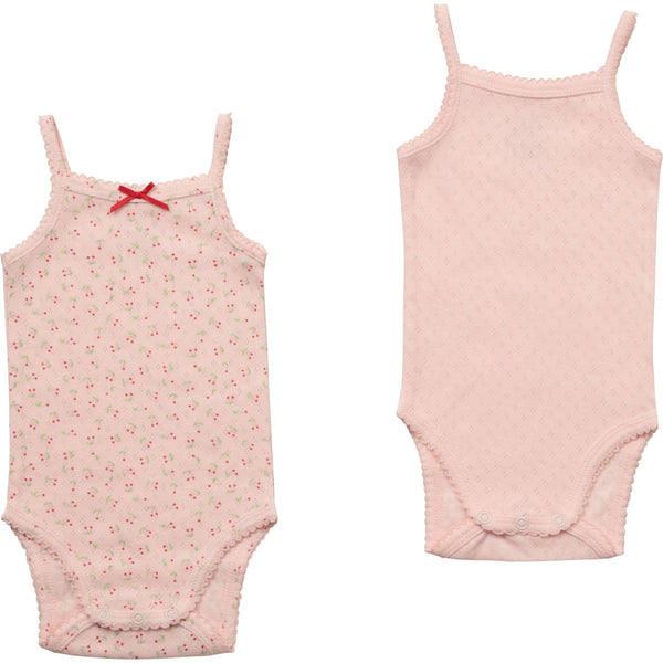 Carrément Beau Chandails Ensemble de body rose Pink bodysuit set