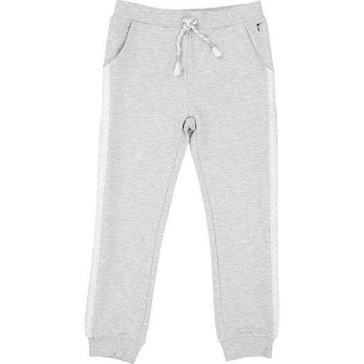 Carrément Beau Pantalons 12Y / Gris Pantalon confortable Comfy sweat pants