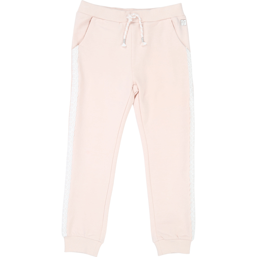 Carrément Beau Pantalons 12Y / Rose Pantalon confortable Comfy sweat pants