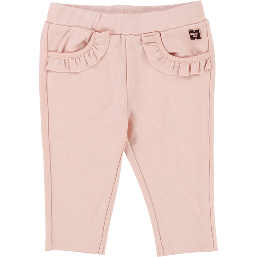 Carrément Beau Pantalons 3Y / Rose Pantalon rose pale Light pink pants