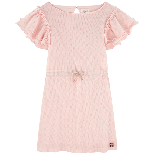 Carrément Beau Robes 10Y / Rose Robe rose pale Pale pink dress