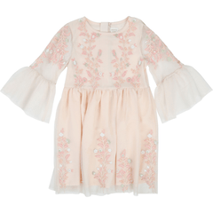 Carrément Beau Robes 12Y / Rose Robe cérémonie Ceremony dress