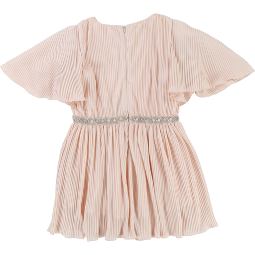 Carrément Beau Robes 12Y / Rose Robe rose chic Pink chic dress