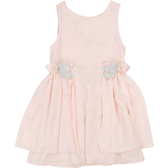 Carrément Beau Robes 12Y / Rose Robe rose pale Light pink dress