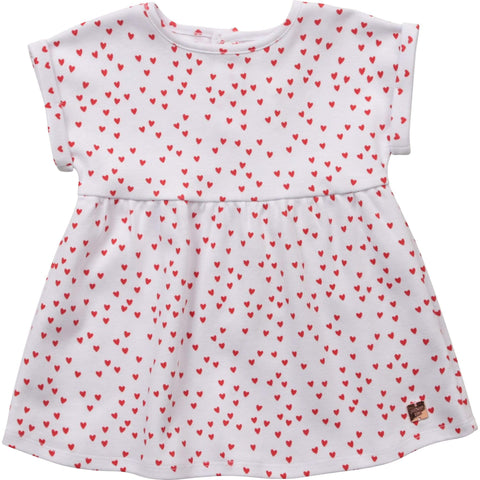 Carrément Beau Robes Robe à coeurs Heart dress