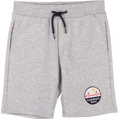 Carrément Beau Shorts Bermuda gris clair Light grey bermuda