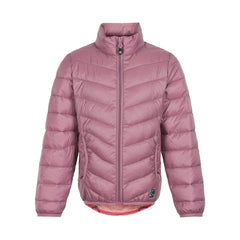 Coccoli Manteaux Manteau matelassé mauve Purple padded jacket
